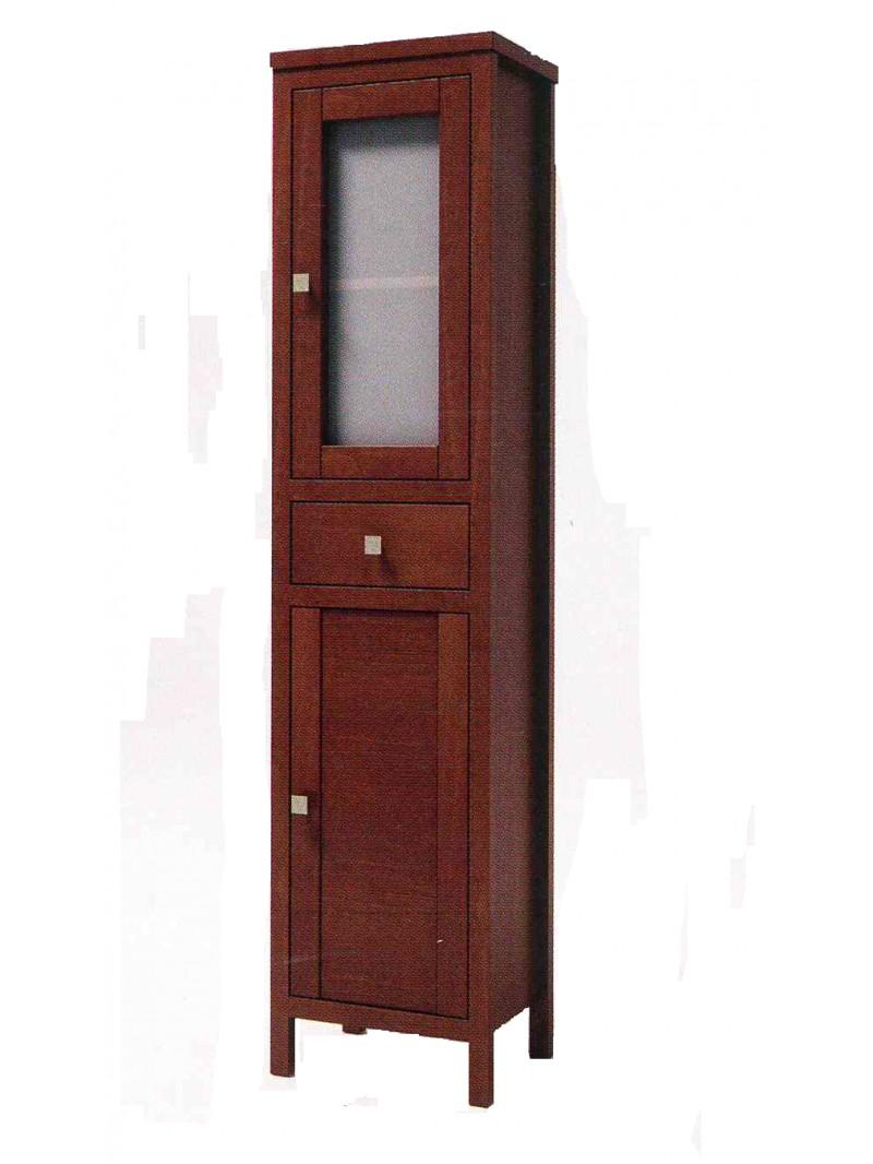 Mueble de ba o r stico malta for Mueble bano rustico