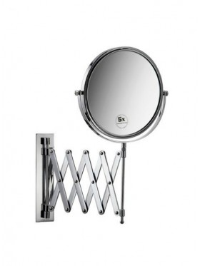 Espejo aumento 5x extendible