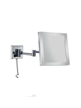 Espejo aumento 5x LED 4W