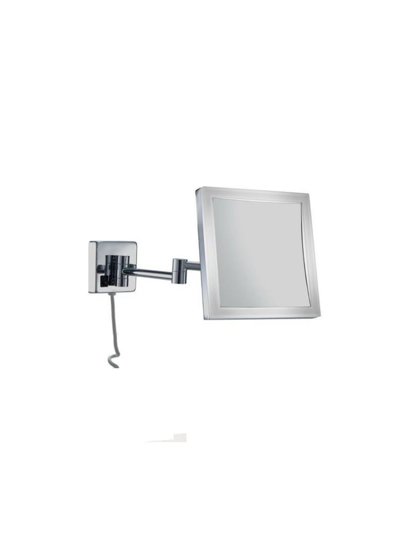 Espejo led y aumento 5x fabricado en espa a for Espejo aumento con luz