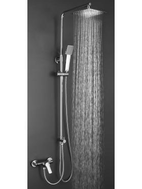 Conjunto de ducha monomando Sioux Quad