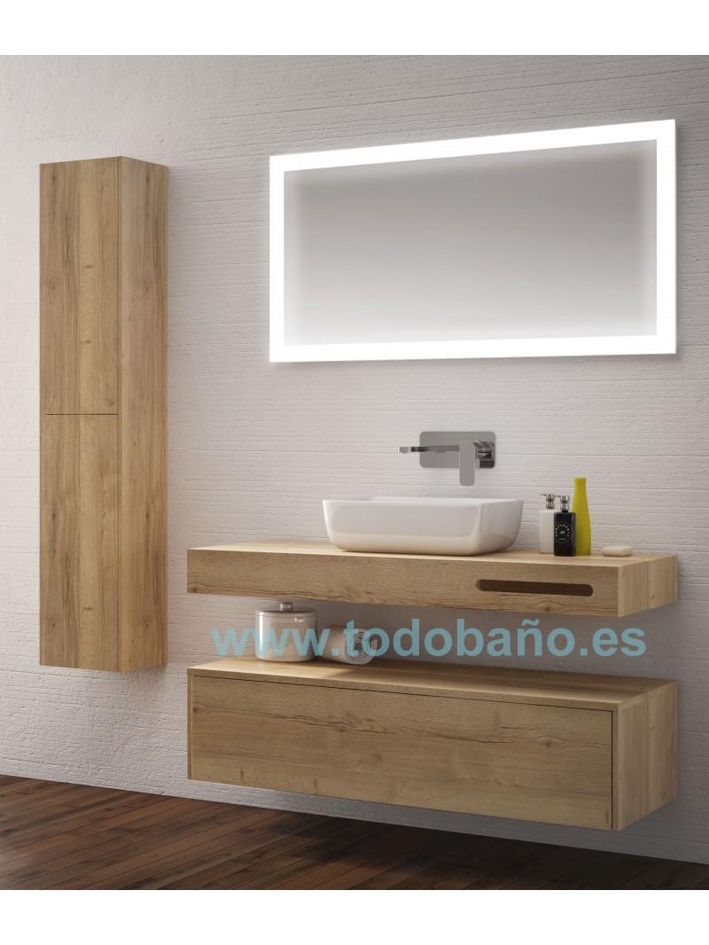 Mueble de ba o rut todoba o for Muebles bano para encastrar lavabo