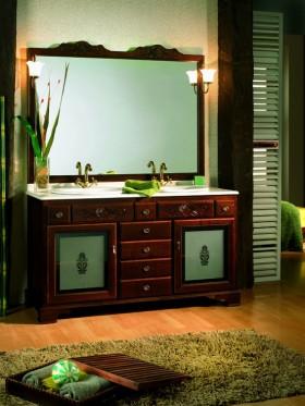 Mueble de baño Talla dobleseno