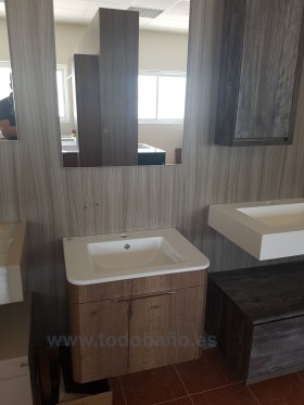 Mueble de baño Reding