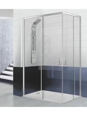 Mampara angular de ducha Versalles