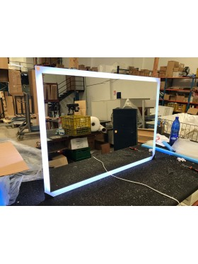Espejo de baño retroiluminado Sunlight rectangular