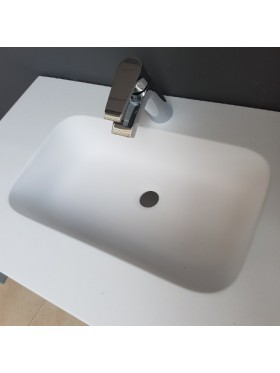Lavabo Encimera Solid Surface Illice
