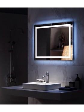 Comprar espejos de ba o a medida online todoba o - Espejo retroiluminado bano ...