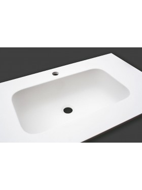 Lavabo Encimera Solid Surface Illice