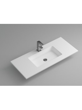 Lavabo Encimera Solid Surface Ideal