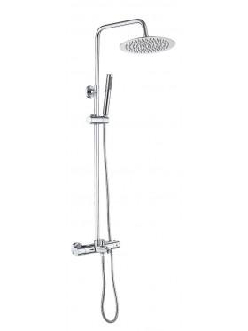 Conjunto de ducha termostático Bali