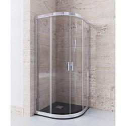 Mamparas de ducha Semicirculares