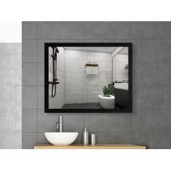 Espejos de baño negros