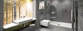 Baños de diseño modernos