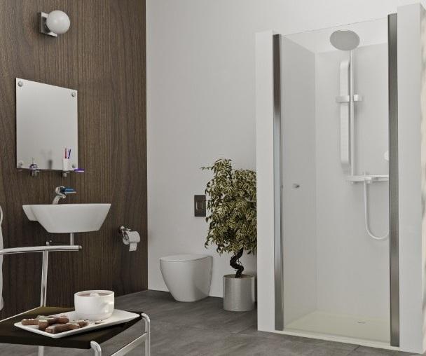 Mamparas de ba o y ducha muy baratas posibilidad a for Oferta mampara ducha
