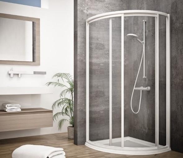 Mamparas de ba o y ducha muy baratas posibilidad a for Duchas para banos precios