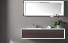 Muebles de baño de colgar