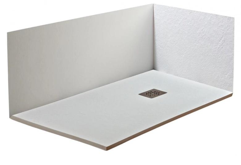 panel revestimiento pizarra blanco