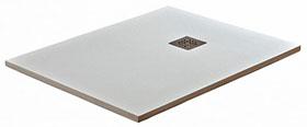 Platos de ducha de resina y carga mineral